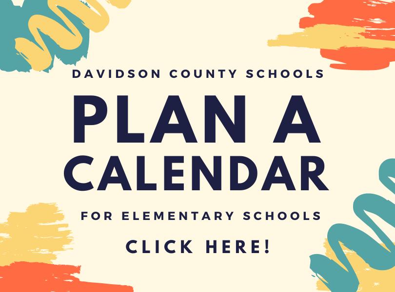 Plan A Calendar