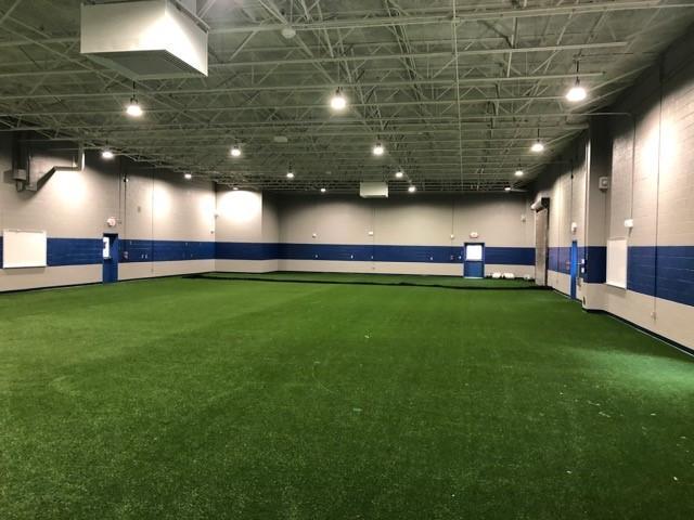 New Airport High School Fitness & Activity Center