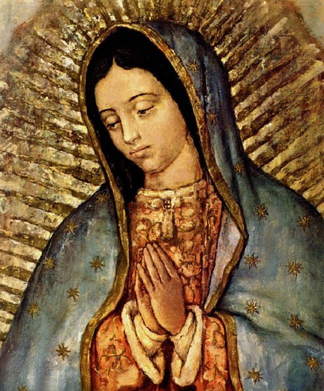 Oraciones a la Virgen María Featured Photo