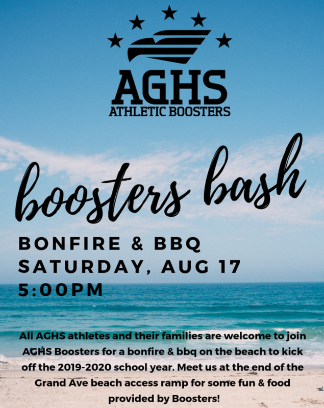 August 17th Booster Bash