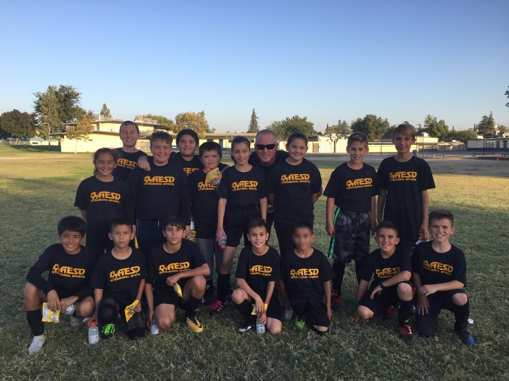 Mitchell K-6 Intermural Soccer