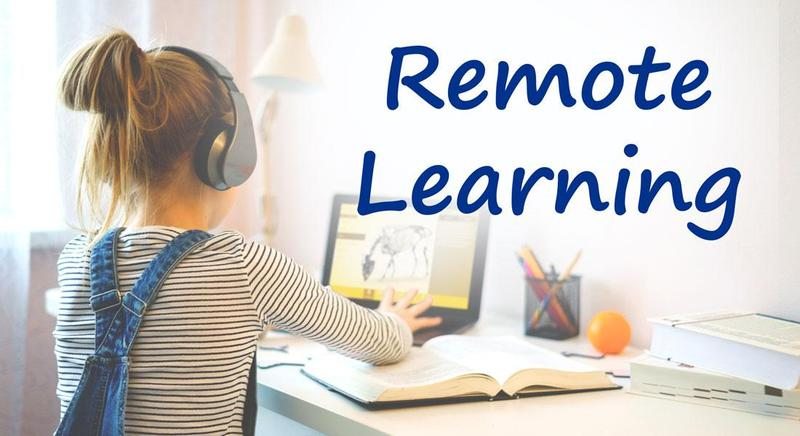 2020 - 2021 To Begin With Remote Learning Featured Photo