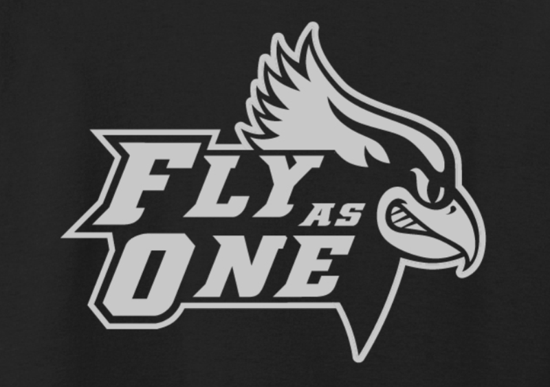 fly as one logo