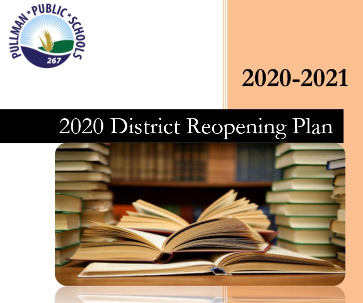 2020 District Reopening Plan Thumbnail Image