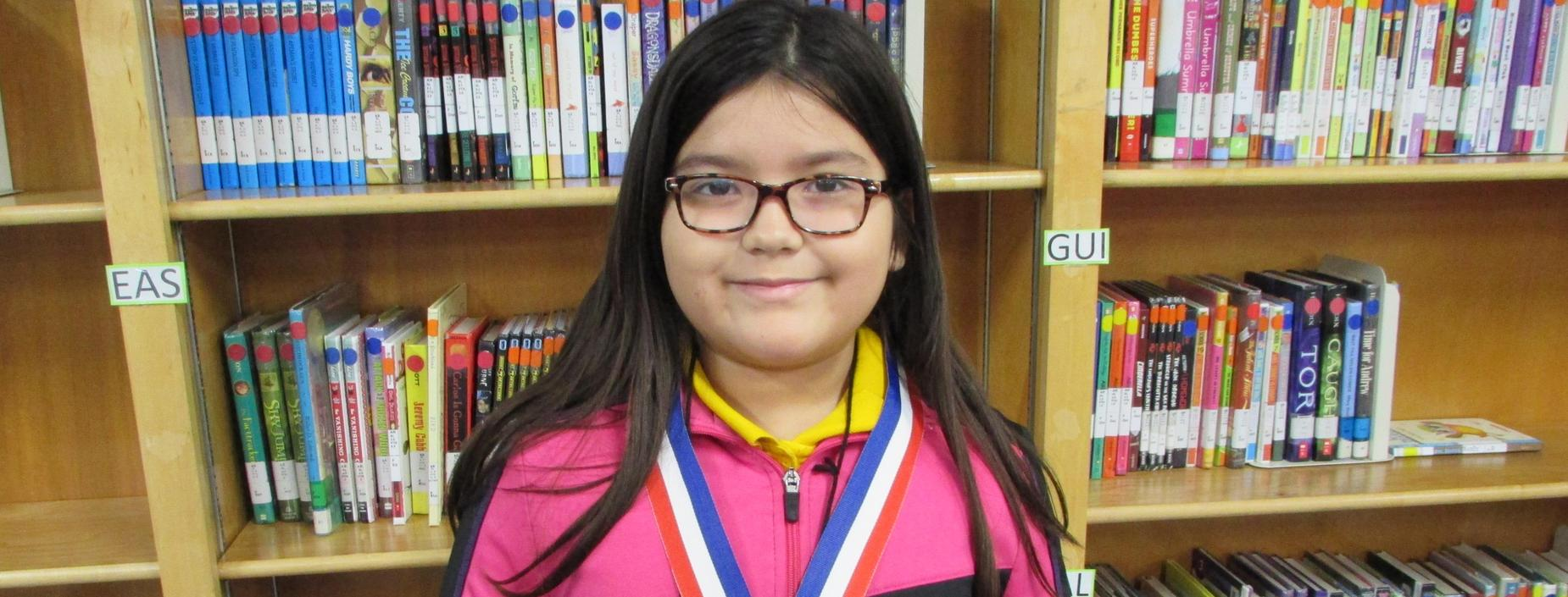 2nd place Spelling Bee