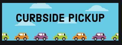 Curbside Pick Up and Drop Off Information Featured Photo