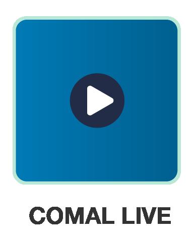 Comal Live Button