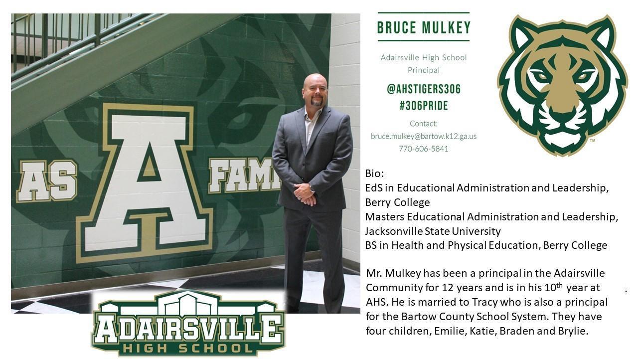 Mulkey bio