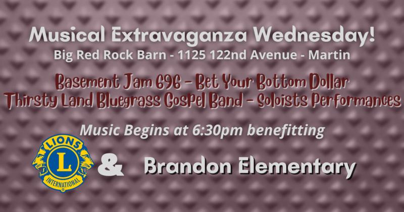 Musical Extravaganza Sept 22 2021