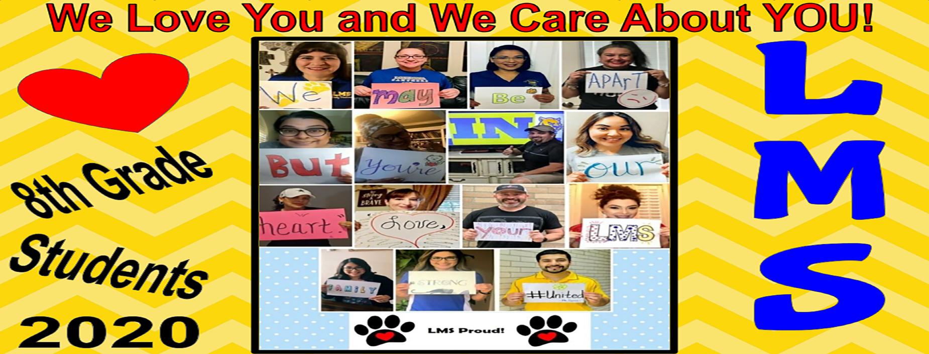 LMS Teachers Care