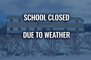 PJMS School CLosed