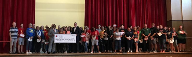 RIMSD Starts School Year with  $115,000 in Grants Featured Photo
