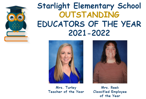 SLE Outstanding Educators of the Year