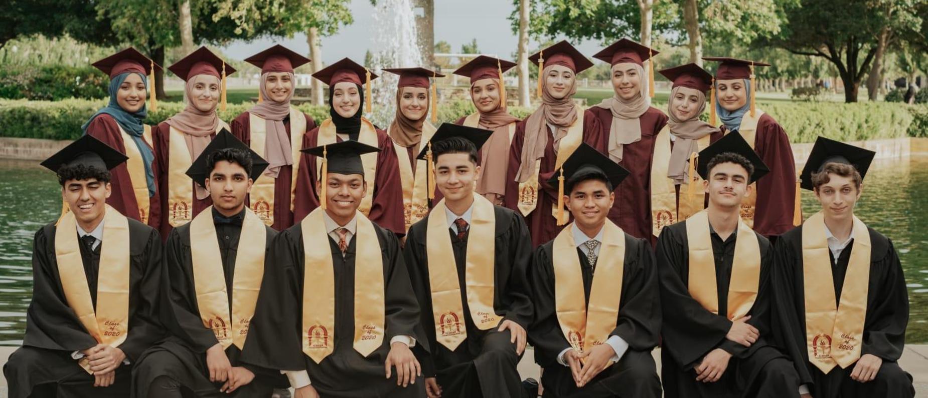 2020-2021 Senior Graduates