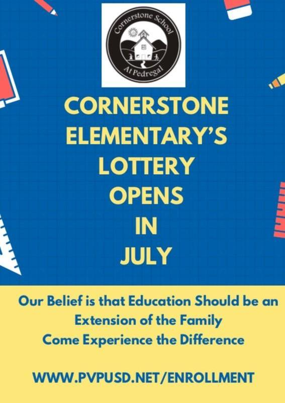 2nd Lottery Flyer