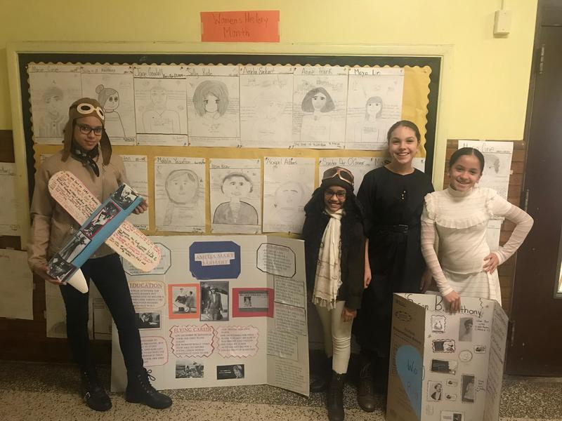 Women History Project Picture
