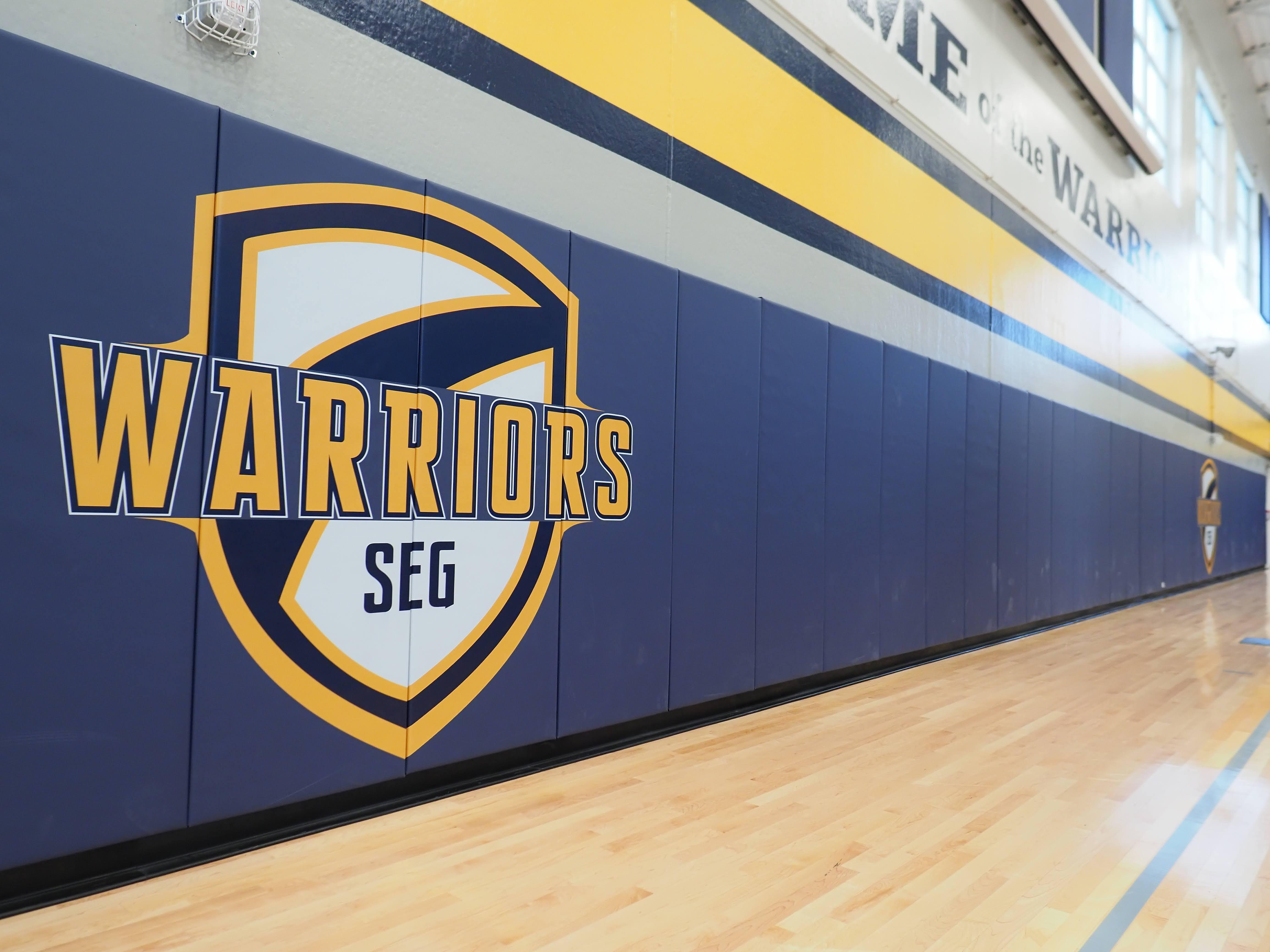 SEG Warrior Logo