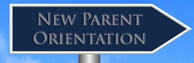 Reminder: New Parent Orientation - Friday, August 17 Featured Photo