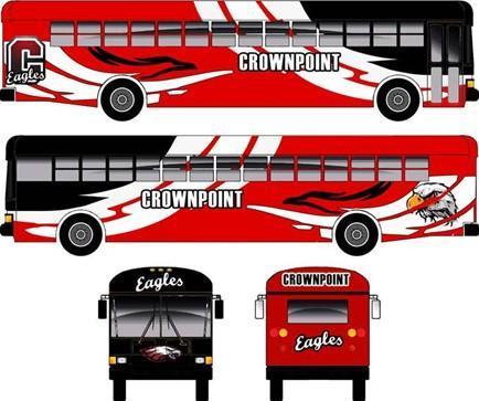 CPH Athletic Bus