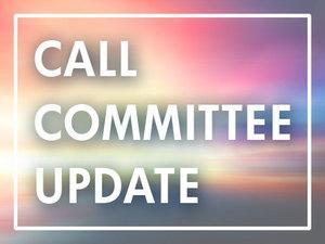 Call Committee Updates Featured Photo