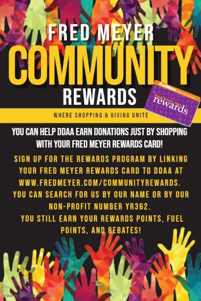 Fred Meyer Community Rewards Thumbnail Image