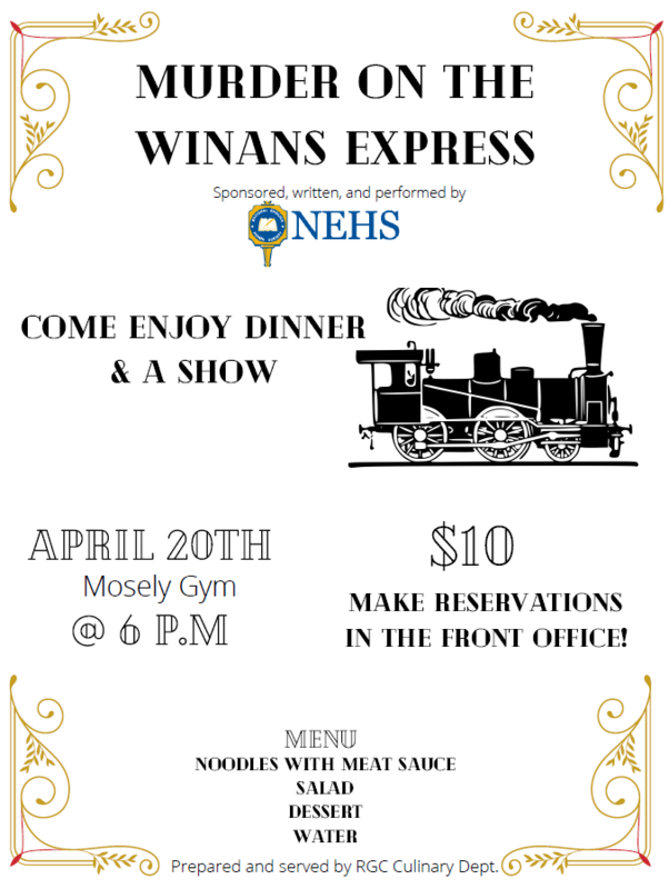 Come Enjoy Dinner and a Show! Featured Photo