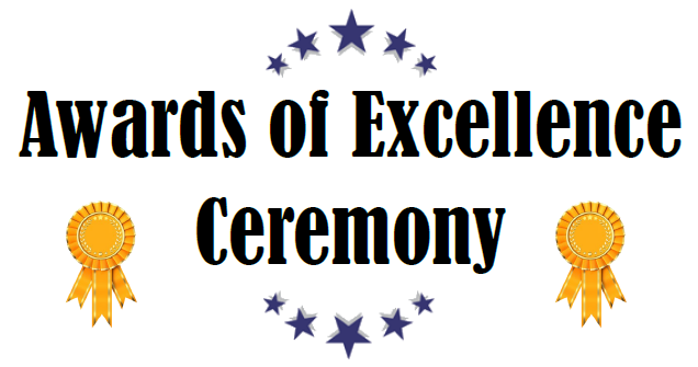 Awards of Excellence Ceremony to recognize special accomplishments and outstanding dedication on  January 24 Thumbnail Image