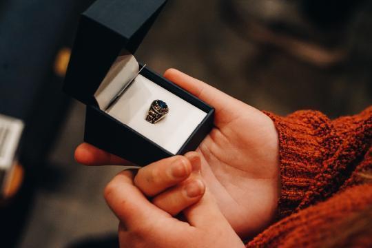 Jr Ring Ceremony