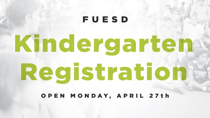 Kindergarten Registration is Open Monday, April 27th. Featured Photo
