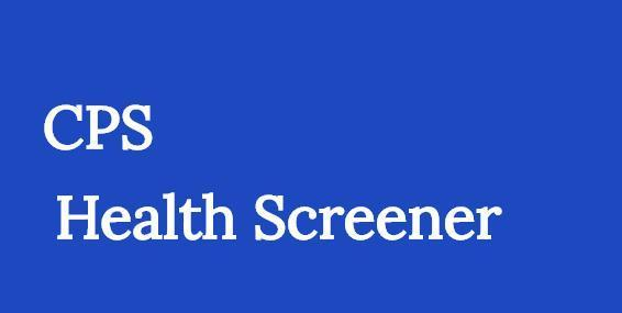 Health Screener