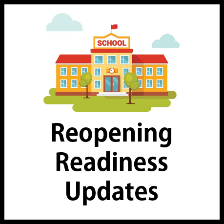 Reopening Update