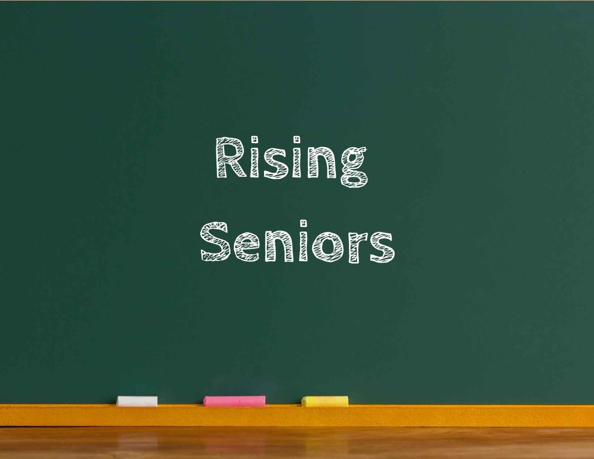 Rising Seniors