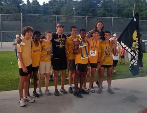 VHS Cross Country Team