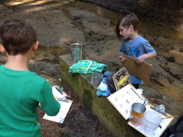 Outdoor Field Work