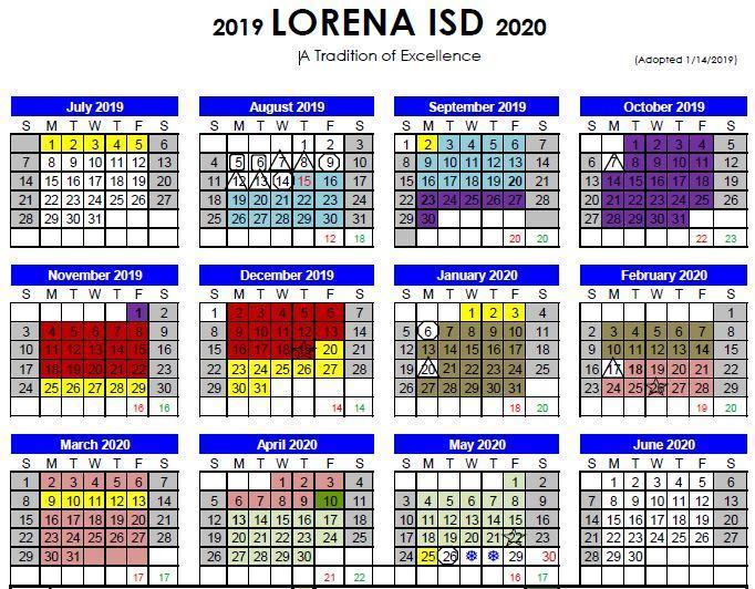 19-20 Calendar Image