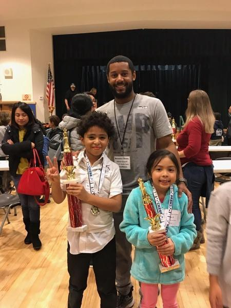 Congrats to our Chess Champions! Featured Photo