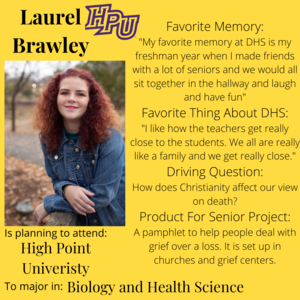 Laurel Brawley