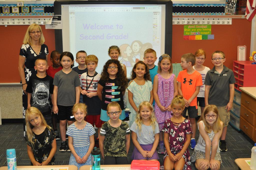 Mrs. Soukup's 2nd grade
