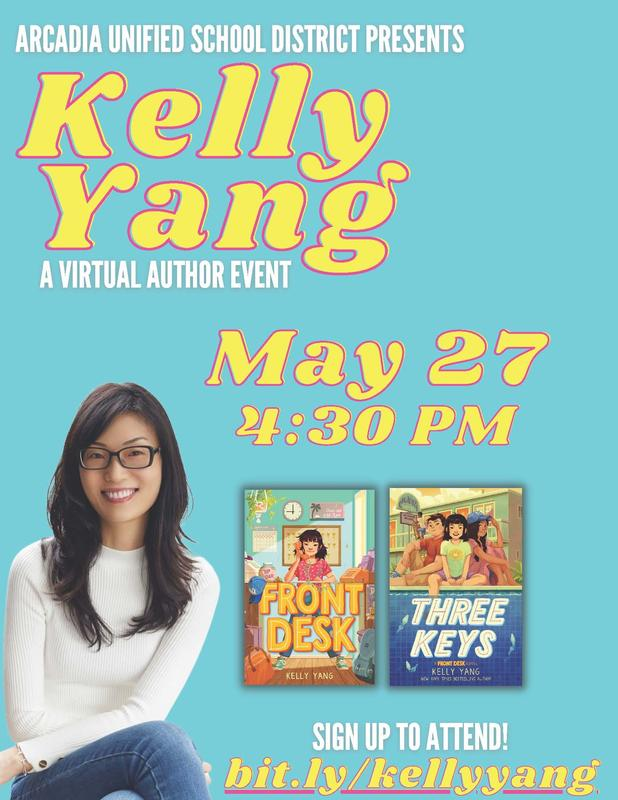 Meet Author Kelly Yang