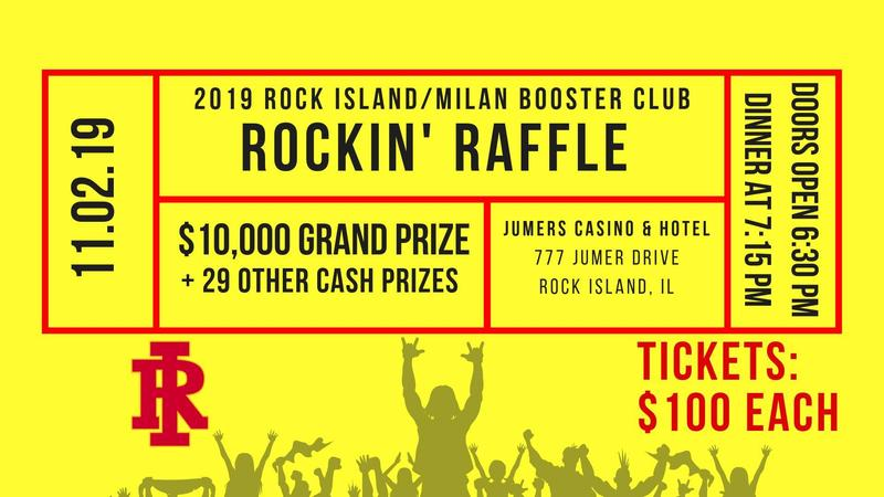 Booster Club Rock N Raffle 2019 Featured Photo