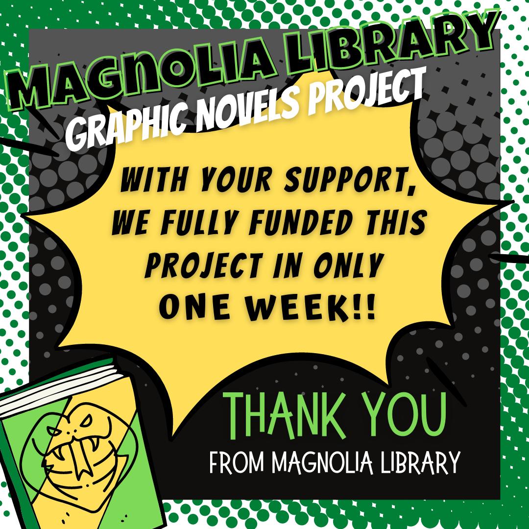 graphic novel thanks