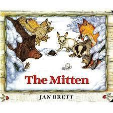 the mittens book cover