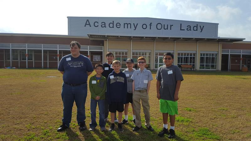 Middle School Quiz Bowl Team Takes Home Honors Featured Photo