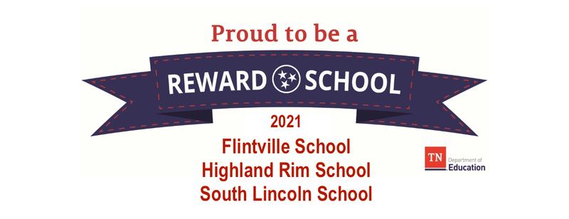 Reward School graphic