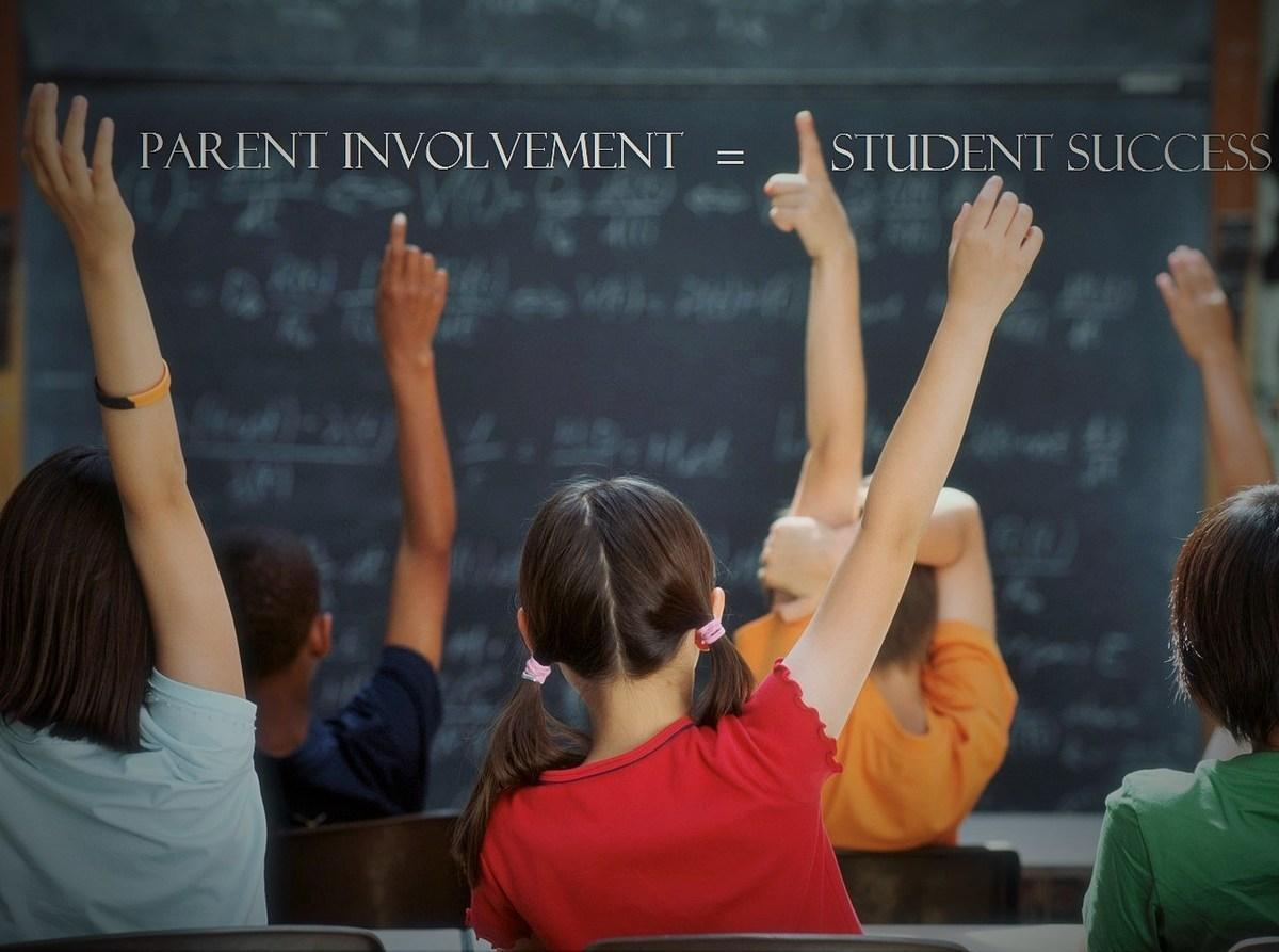 Parental Involvement classroom picture