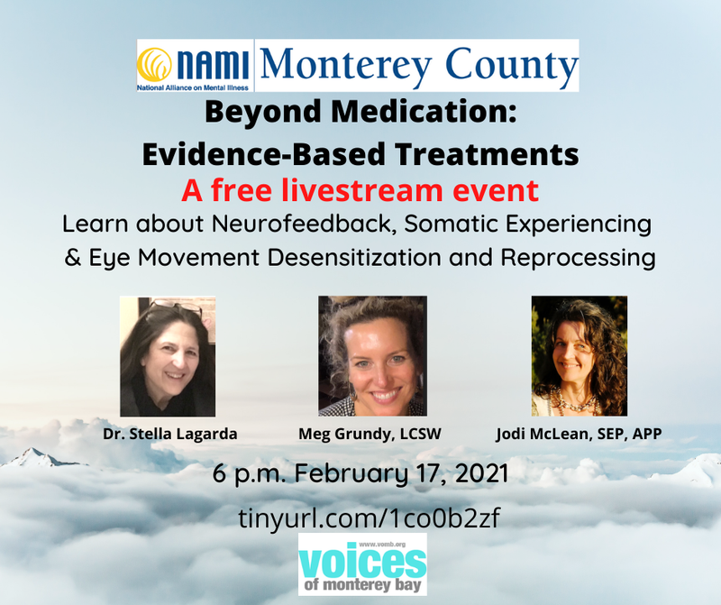 Beyond Medication - Evidence-Based Treatments. Featured Photo