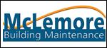 McLemore Building Maintenance - Landscaping Logo