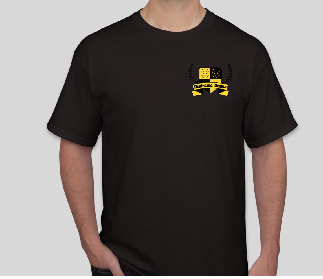 Peninsula Drama T-Shirt