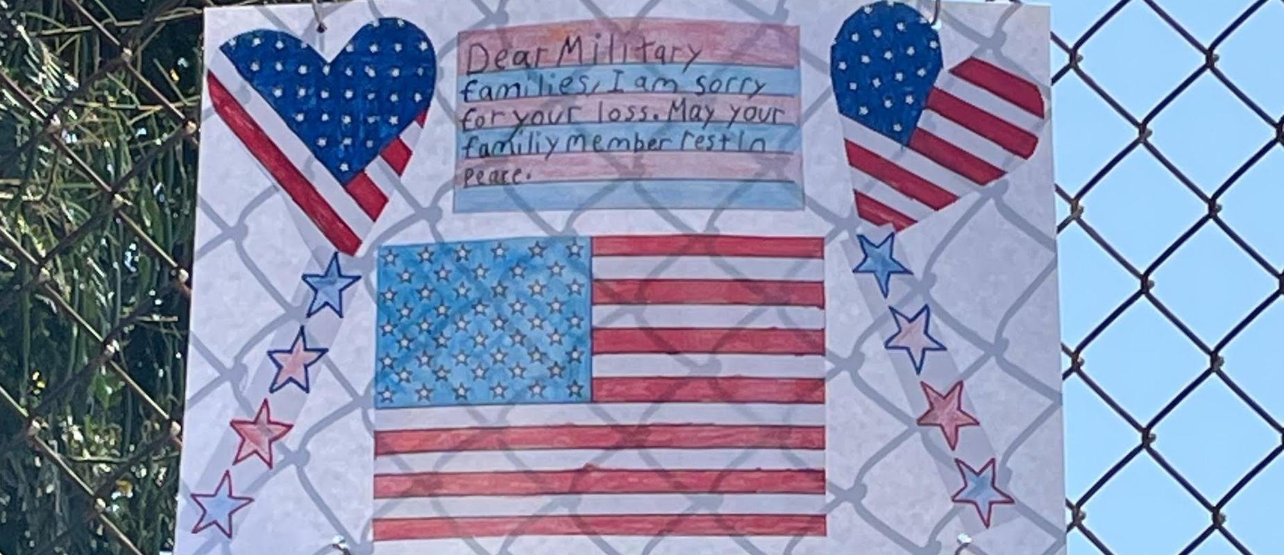 Military Families poster