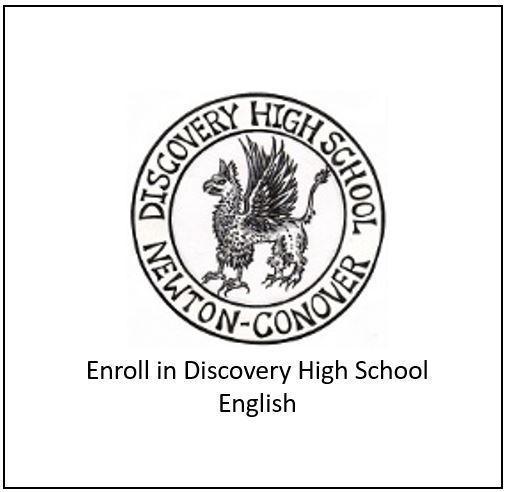 Enroll Discovery High School English